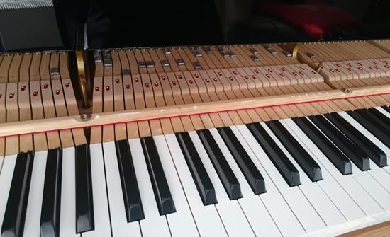 鍵盤重量調整